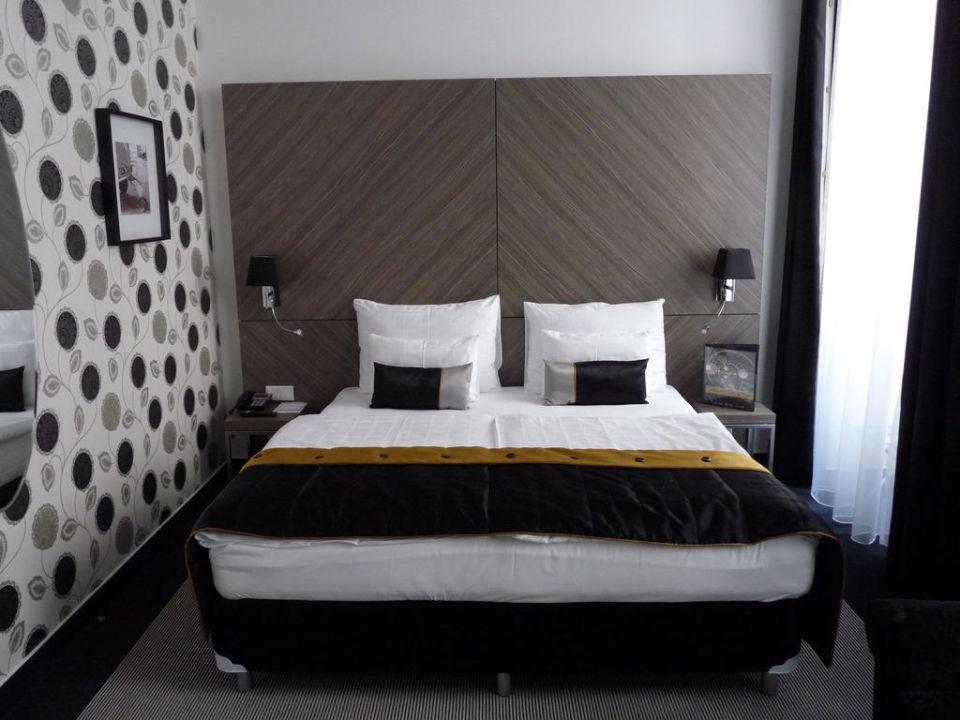 Unser Standardzimmer 212 Alta Moda Fashion Hotel