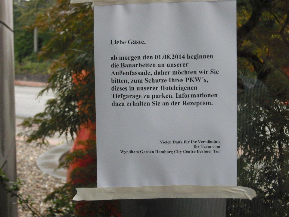 Hier Der Beweis Park Hotel Am Berliner Tor Hamburg Holidaycheck