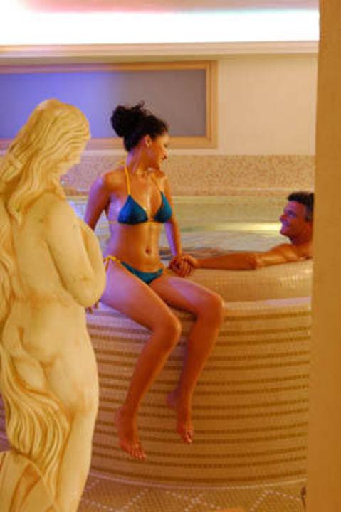 Hotel Luis Trentino vasca idromassaggio Hotel Luis