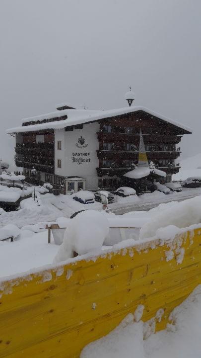 Außenansicht Alpenwohlfühlhotel Dörflwirt