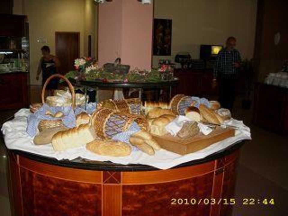 Das Brotbuffet Hotel Grifid Arabella