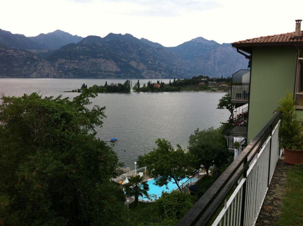 Ausblick Hotel Garni Casa Alessandra
