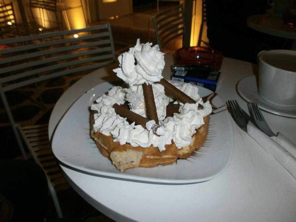 """""""Kleiner"""" Snack am Abend Hotel Ilio Maris"""