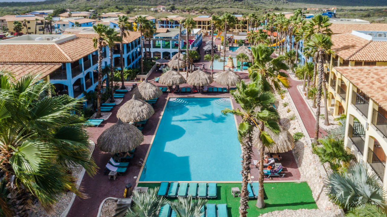 Pool Kunuku Aqua Resort