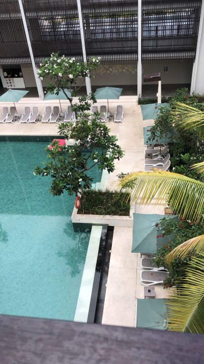 Ausblick The Anvaya Beach Resorts Bali