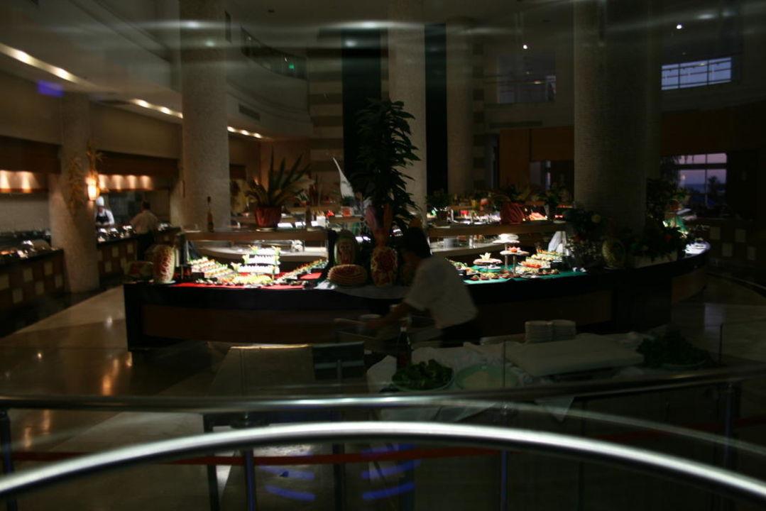 Einblick ins Restaurant Kirman Leodikya Resort