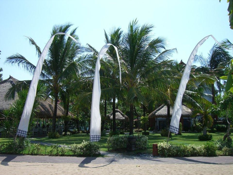 Blick vom Strand Sol Beach House Benoa Bali All Inclusive By Melia Hotels International