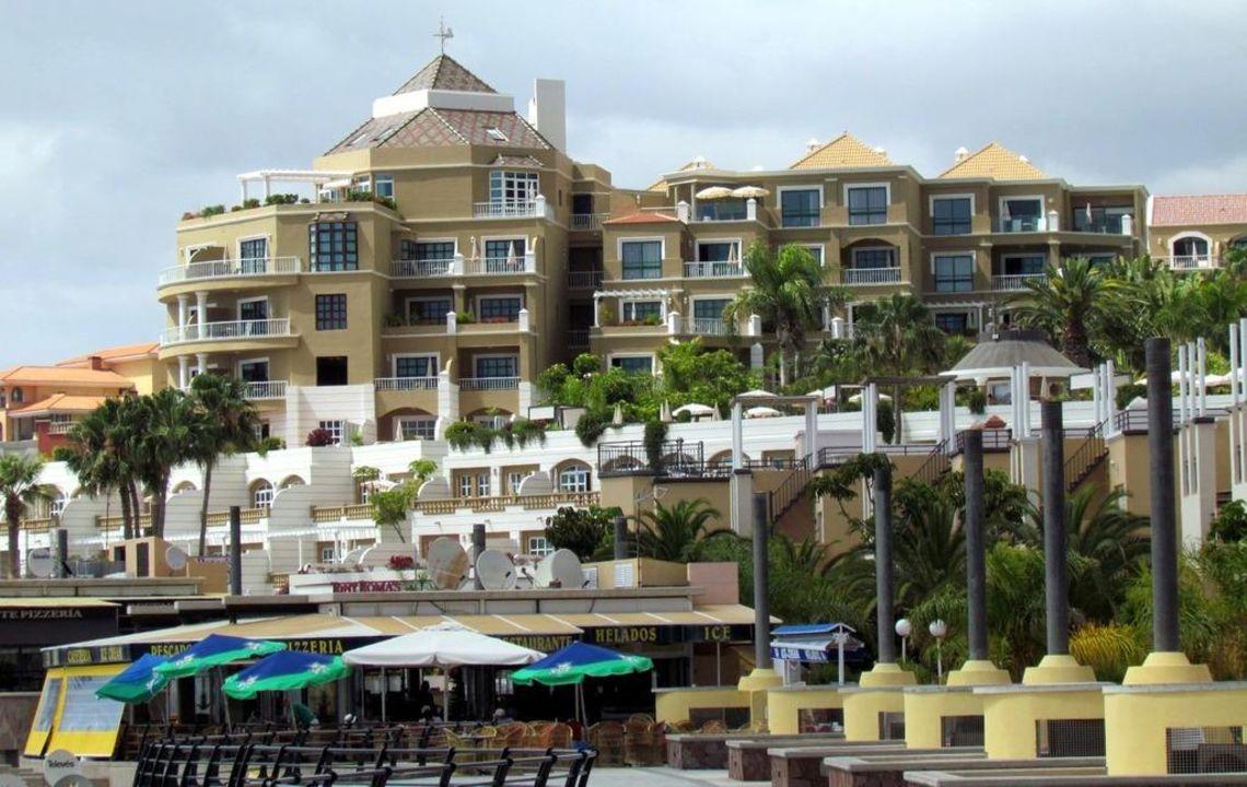 Masca and guajara buildings adri n hoteles jardines de for Adrian jardines de nivaria