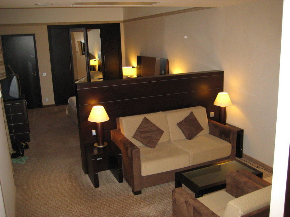 Grosse Junior Suite Polonia Palace Hotel
