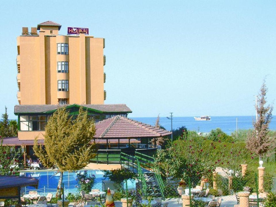 Aussicht My Kolibri Hotel  (Vorgänger-Hotel – existiert nicht mehr)