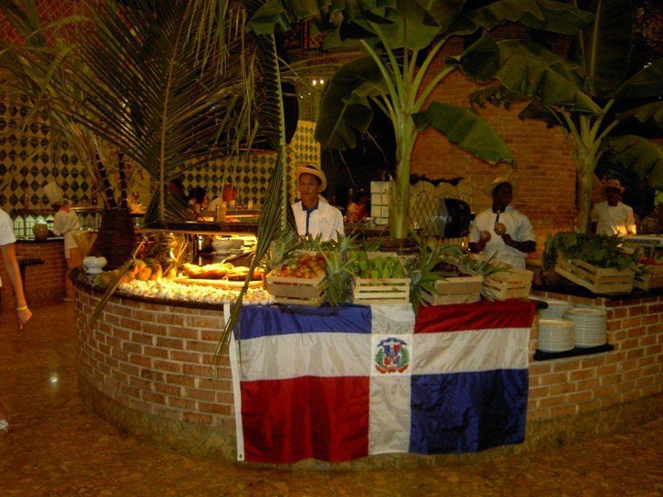 Dominikainscher Abend IBEROSTAR Hotel Hacienda Dominicus