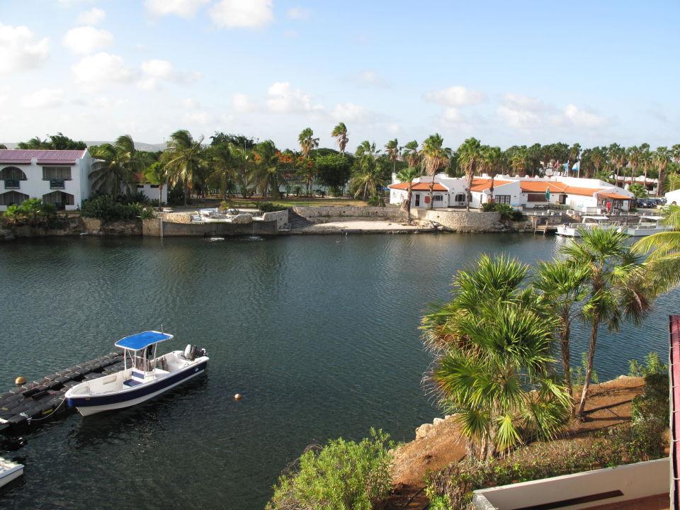 Tauchbasis mit Lagune Hotel Plaza Resort Bonaire