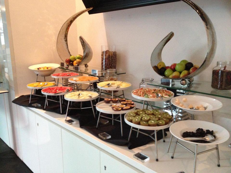 Frühstück Früchte Hotel Kameha Grand Bonn Bonn Holidaycheck