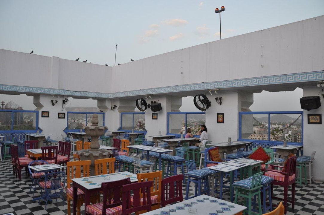 8. Stock Hotel Clarks Amer - Jaipur