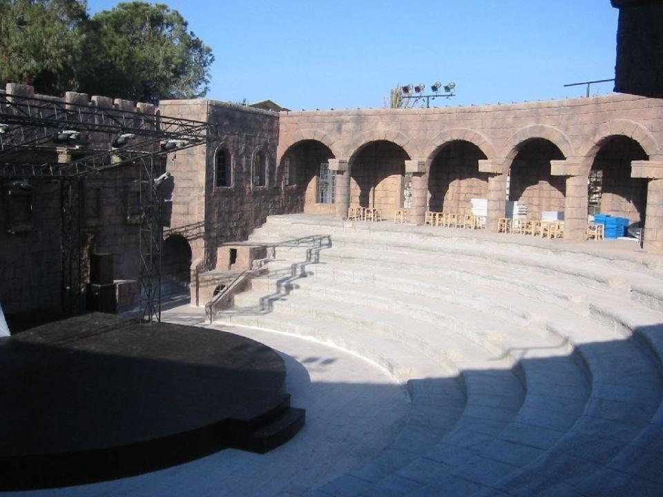 Amphitheater Hotel Cesars Temple DeLuxe Belek