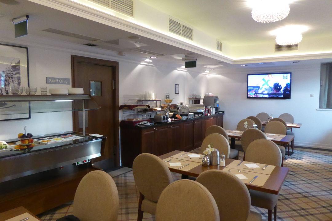 Frühstücksraum Mirage Fashion Hotel