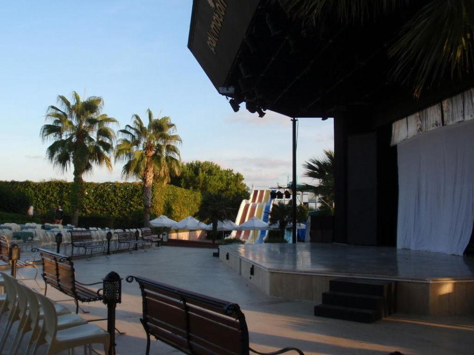 Bühne Paloma Oceana Resort