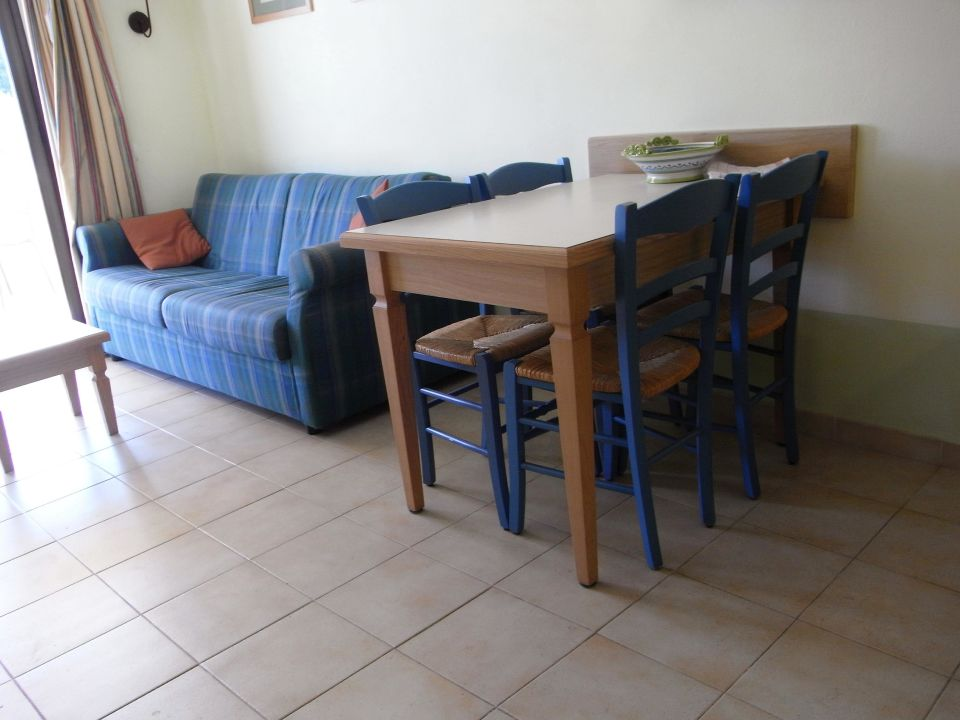 """Wohnzimmer Mit Essecke"""" Hapimag Resort Cefalù (Mazzaforno"""
