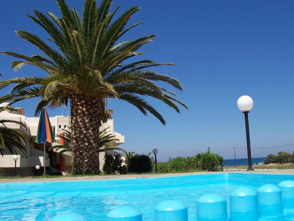 Erfrischend! Hotel Ermioni Beach