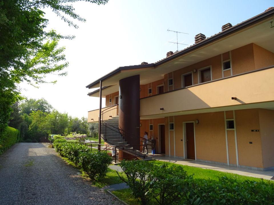 Außenansicht Hotel Castello S. Antonio