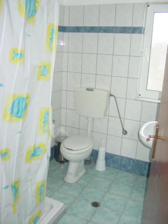 Badezimmer Appartment Alexis Zorbas