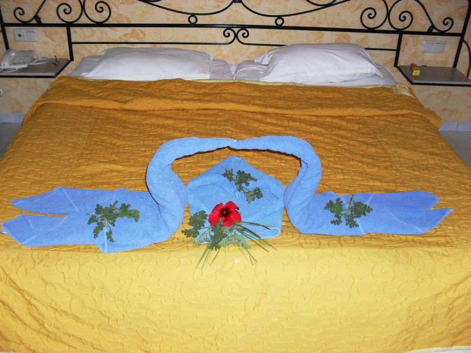 Garniture de la chambre Hotel Houda Golf & Beach Club