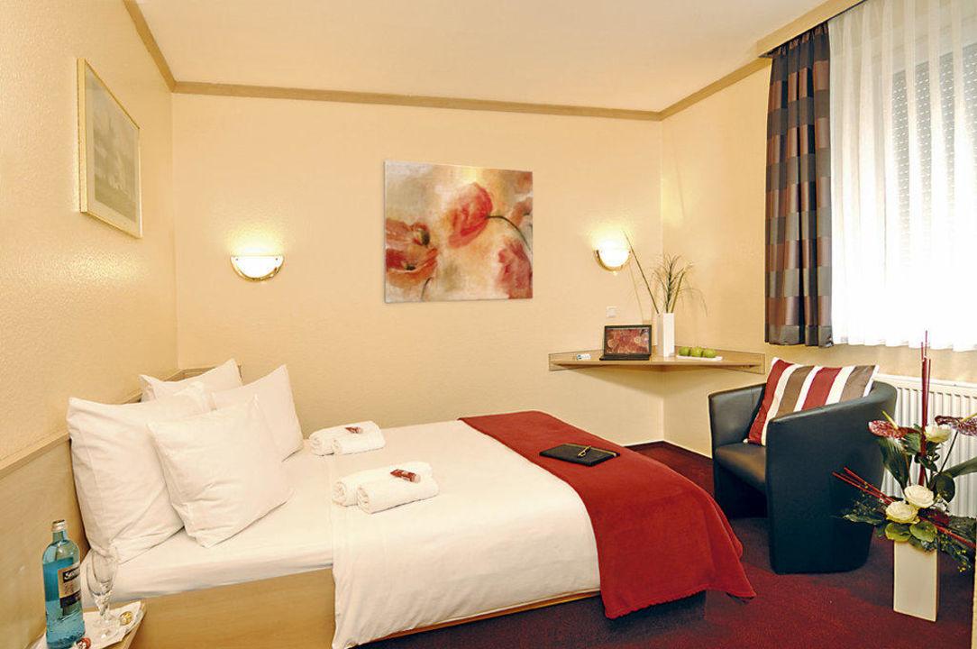 Doppelzimmer im Hotel Sleep & Go  Hotel Sleep& Go