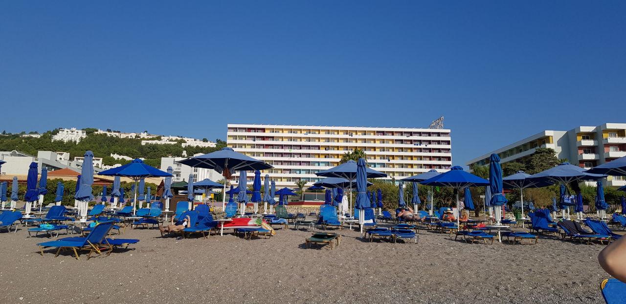 Strand Esperides Beach/Family Resort