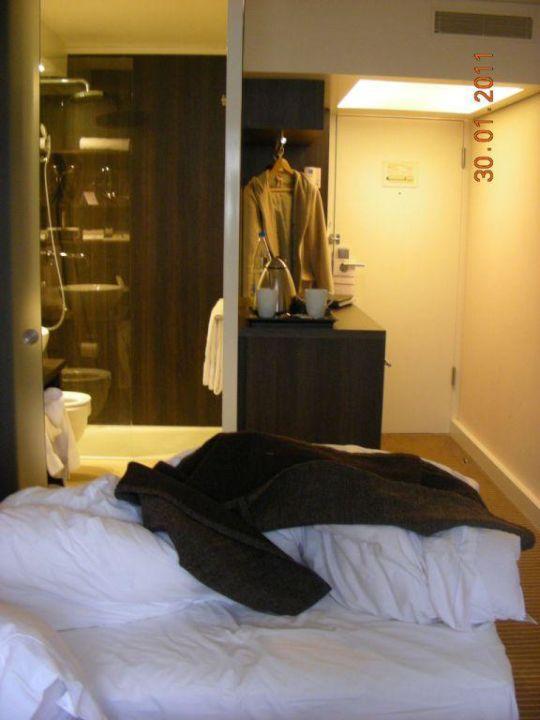 Junior Suite Crowne Plaza Zurich Hotel Crowne Plaza Zürich