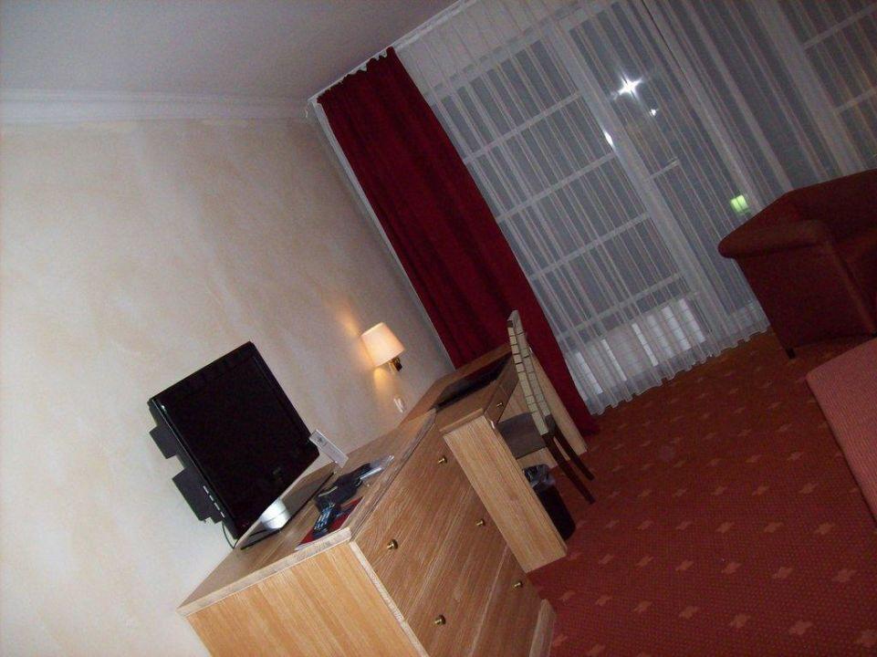 Wohnbereich Hotel Villa Gropius