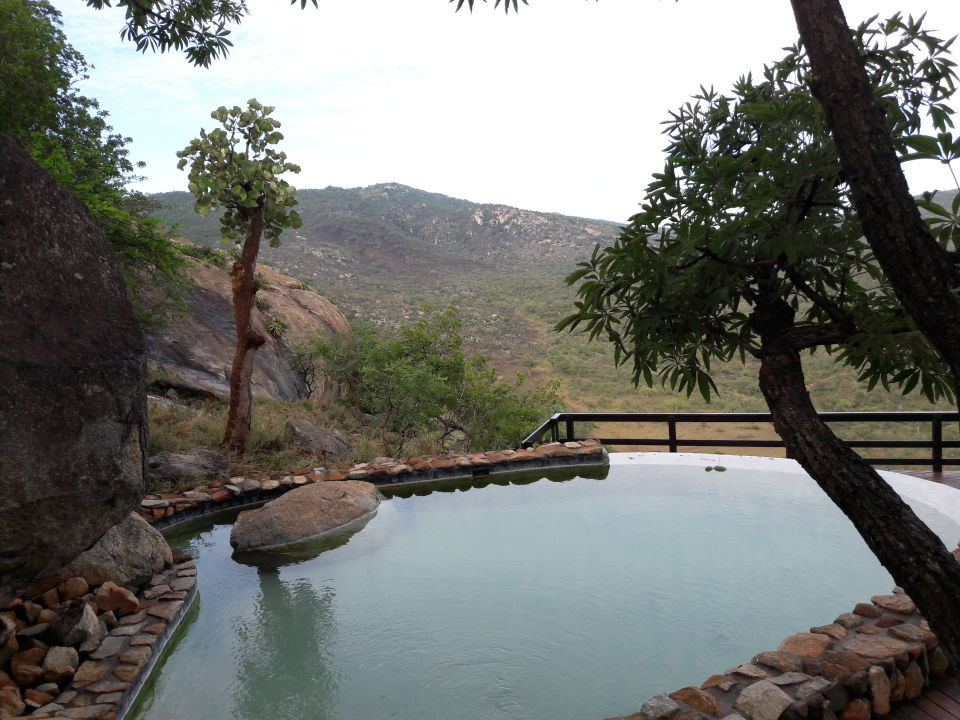 Pool Bongani Mountain Lodge