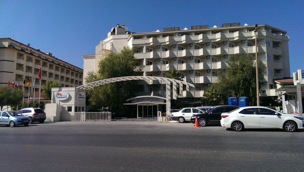 Hotel Febeach Side