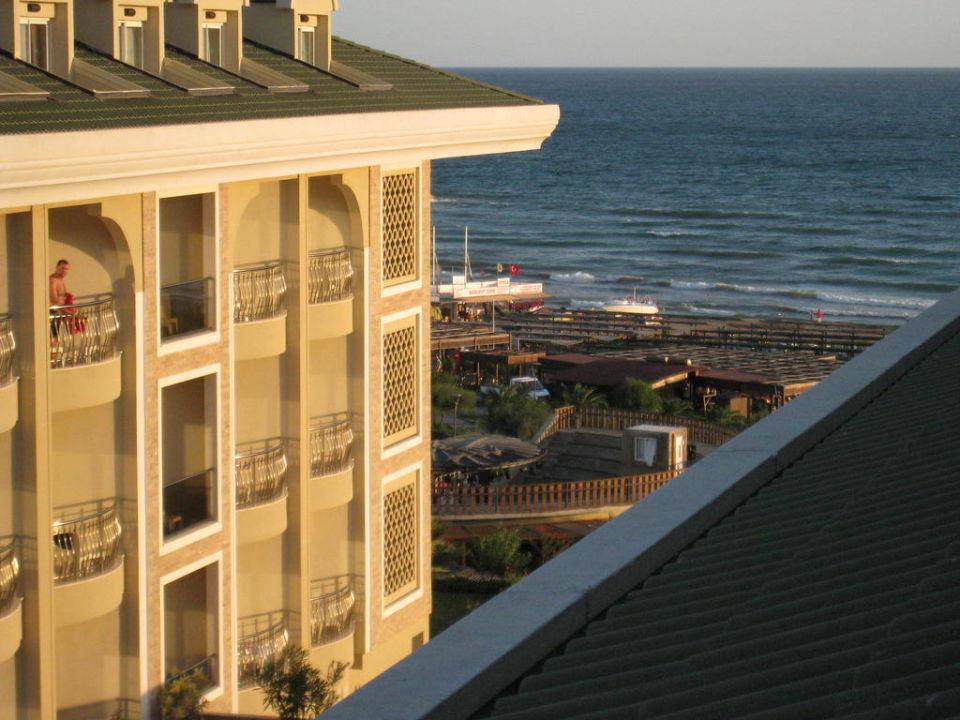 Blick zum Meer Hotel Adalya Resort & Spa
