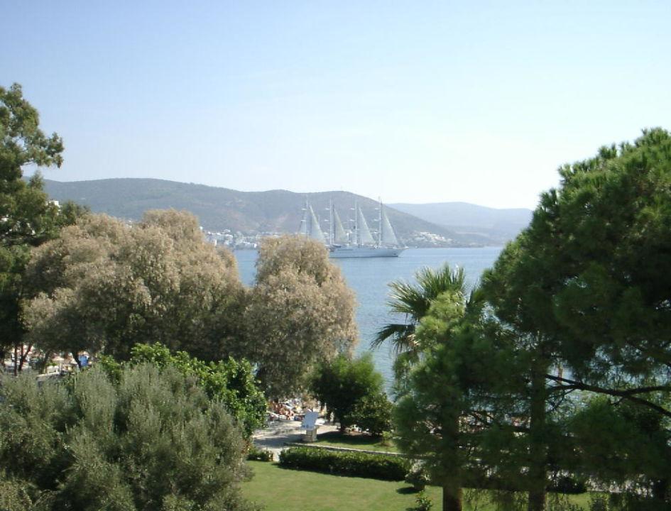 Aussicht Hotel Azka