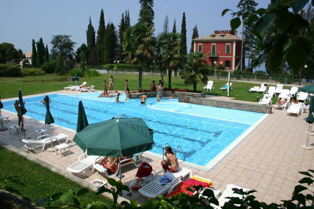 Piscina Hotel Diana