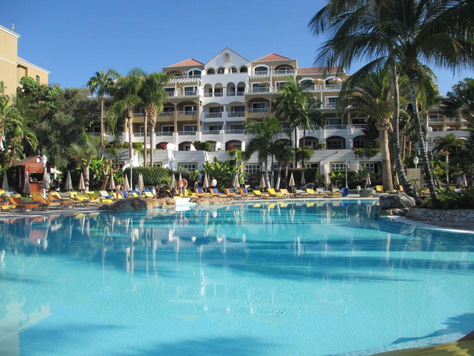 Sch ne poolanlage des nivaria adri n hoteles jardines de for Adrian jardines de nivaria