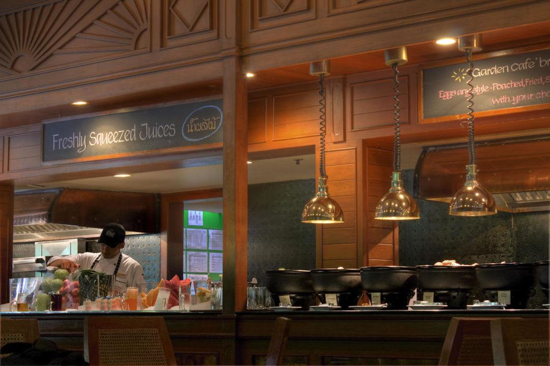 Frühstück AVANI Pattaya Resort & Spa
