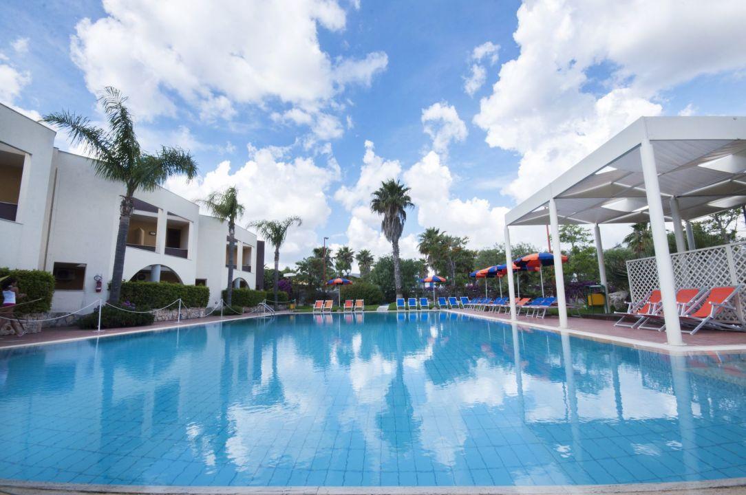 Pool Sairon Village