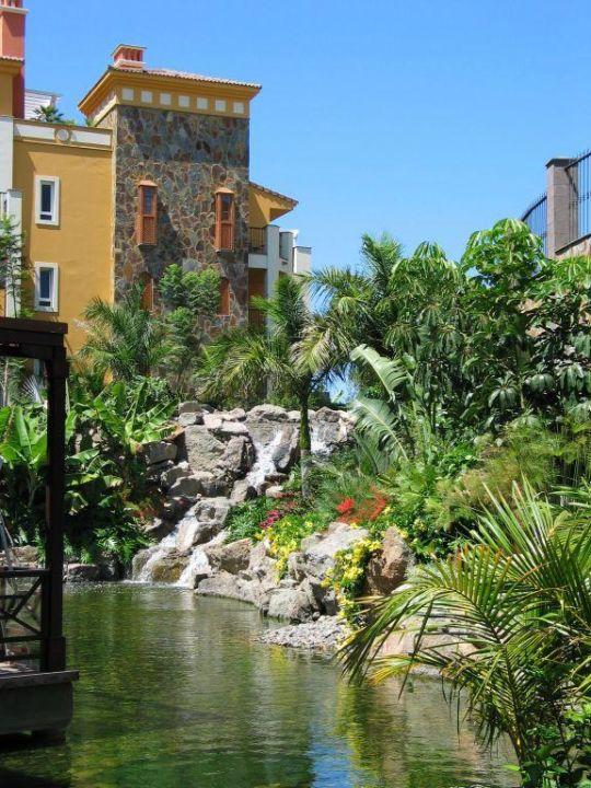 Blick von der Frühstücksterrasse Hotel Cordial Mogán Playa