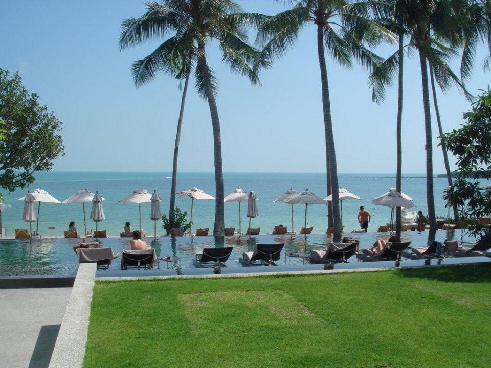 Aussicht auf`s Meer Hotel Sareeraya Villas & Suites