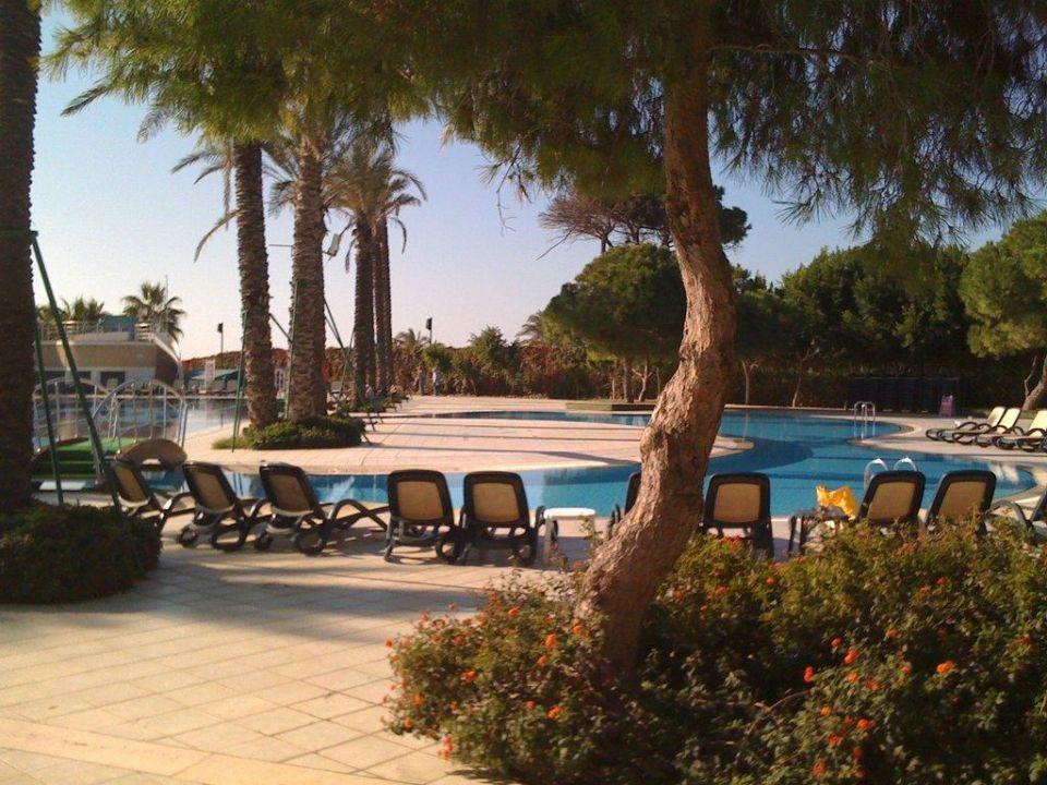 Einer von vielen Pools Limak Atlantis De Luxe Hotel & Resort