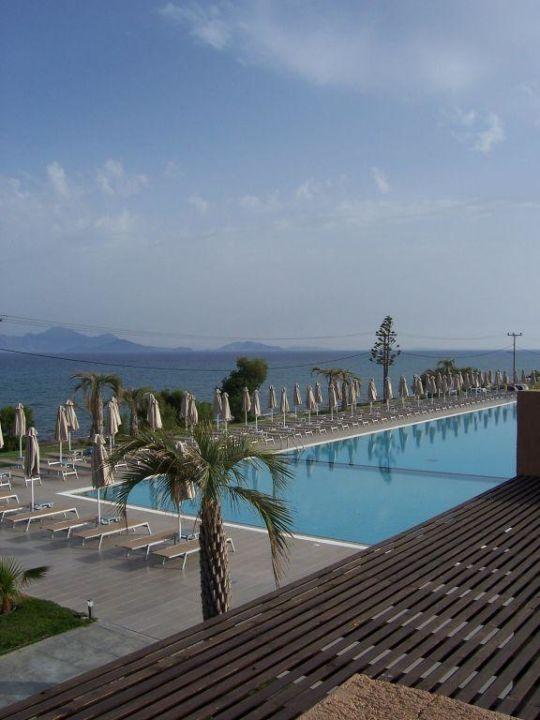 Blick auf den Pool SENTIDO Carda Beach Atlantica