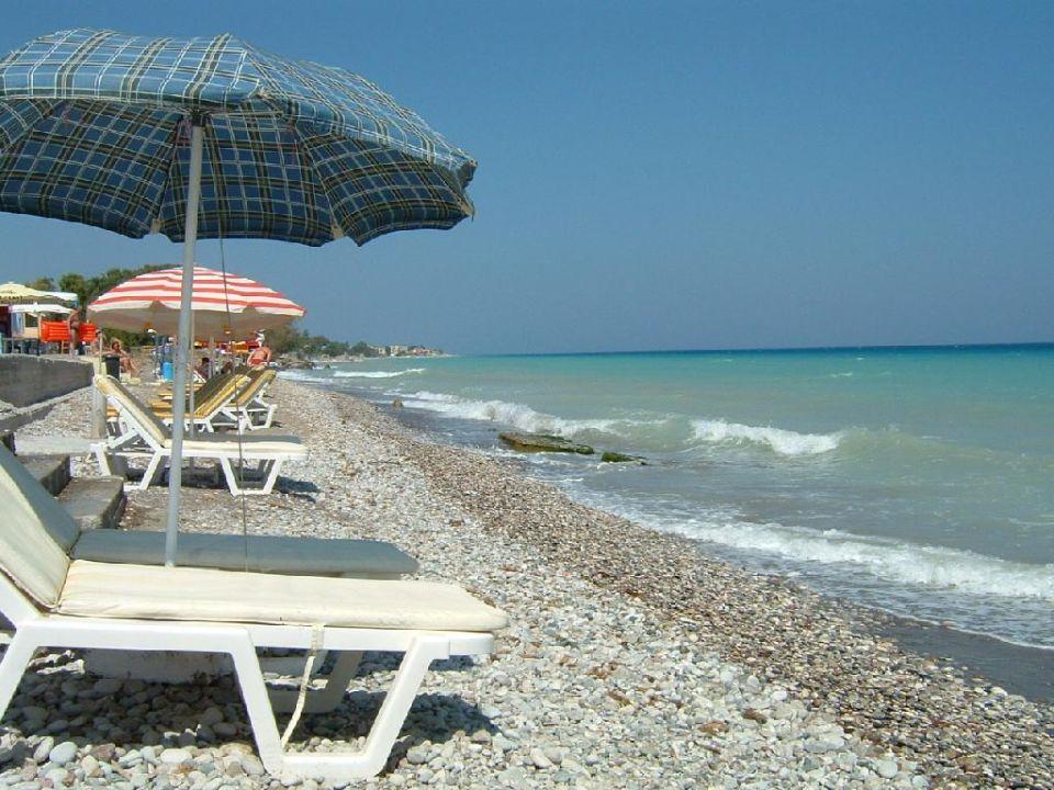 Hotelstrand Avra Beach Resort Hotel & Bungalows