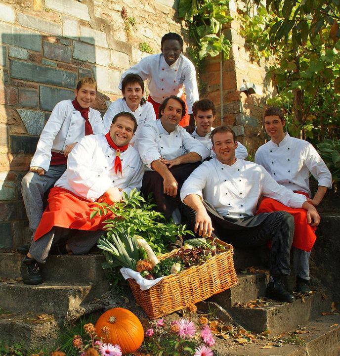 Küchen Team Hotel Wilder Mann