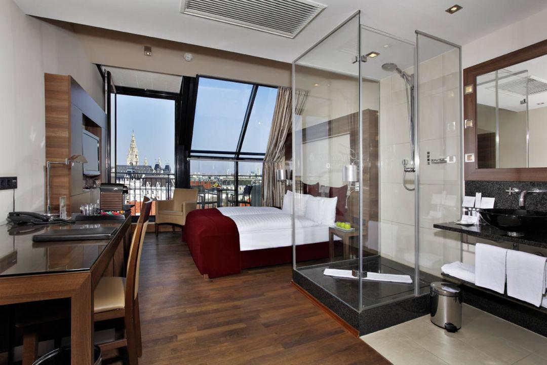City view zimmer fleming 39 s selection hotel wien city in for 3 designhotel wien