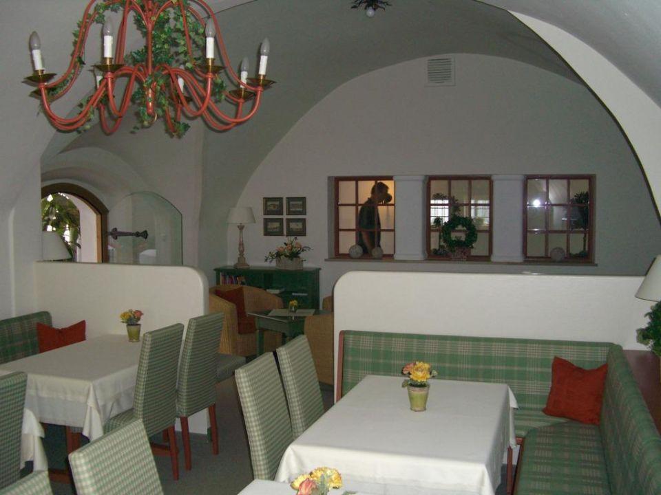 Frühstücksraum Hotel Zum Schwan