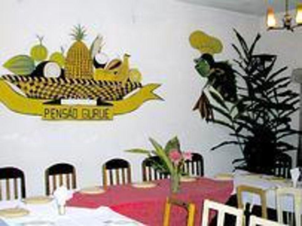 Esszimmer - Sala de Jantar Pensao Gurue
