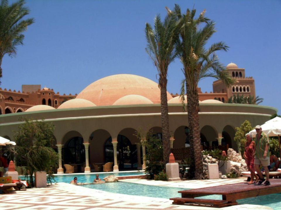 Pool Makadi Palace
