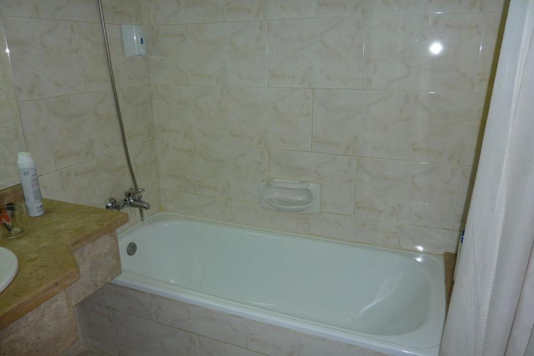 Badewanne Zimmer T405 Giftun Azur Resort