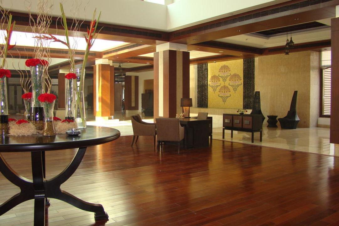 Recepcja Jaypee Greens Golf & Spa Resort